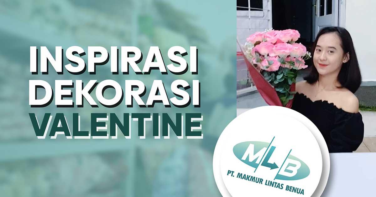 Inspirasi Dekorasi Valentine